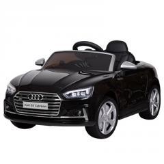 Детский электромобиль Audi S5 черный