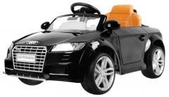 Детский электромобиль Audi TTS черный