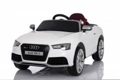 Детский электромобиль Audi RS5 белый