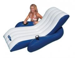 Inflatable chair chaise lounge of Intex/Inteks