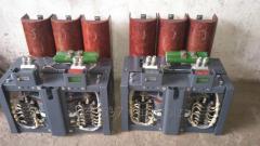 Контактор высоковольтный вакуумный КВТ-10-400-4У2