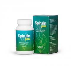 פלוס Spirulin (Plas ספירולינה) - כמוסות הרזיה