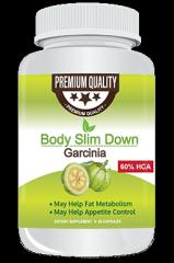 Body Slim Down Garcinia Cambogia (Body Schlank Dämmerung Garcinia Kombodzhiya) - Schlankheitskapseln