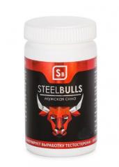 Капсулы для повышения потенции SteelBulls...