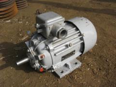 Двигатель морской 2ДMШ112SA8