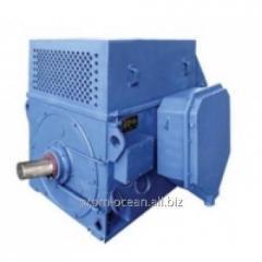 Высоковольтные электродвигатели ДАЗО-450Х-6У1