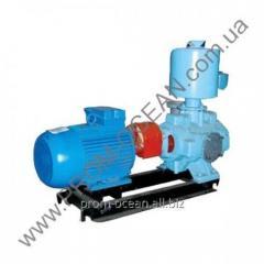 Vacuum pumps 2-50 t