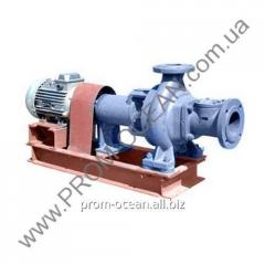 Насос сточно-массный 2СМ 200-150-500/4
