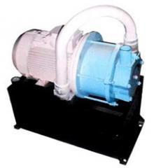 Установка вакуумная водокольцевая УВВ-Ф-60 без эл.дв. и бака