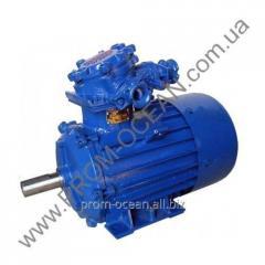 Взрывозащищенные электродвигатели АИУ 100 S4