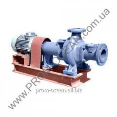 Насос сточно-массный СМ 100-65-200/2б
