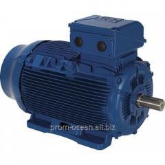 Асинхронный электродвигатель W22 90S 1,1кВт 1500 об/мин. B3T 220/380В IE1