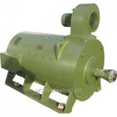 Электродвигатели МПЭ 200-750