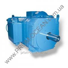 Электродвигатели постоянного тока 4ПФ160S