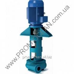 Насос ВШН-150/30-02 (L1=1250 мм) ВА180М4 30 кВт