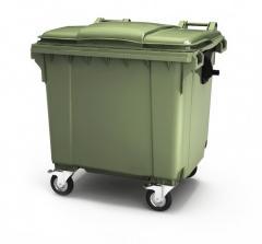 Мусорный контейнер 1354х1073х1373мм