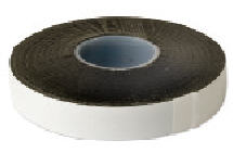 Electroinsulating adhesive tapes