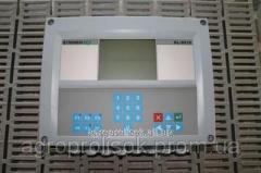 Panel de control de computadora de sistema...