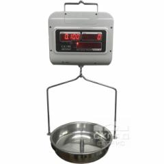 Подвесные торговые весы ВТД-ОСЕ 15 LED