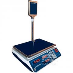 Торговые весы ВТД-ЕЛ 30 LED