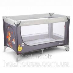 Детский манеж Carrello Piccolo CRL-7303 Grey