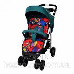 Детская коляска Tilly Avanti T-1406 Green с матрасом