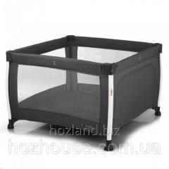 Манеж CARRELLO Cubo CRL-11602 Charcoal Grey