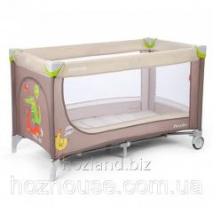 Детский манеж Carrello Piccolo CRL-7303 Beige