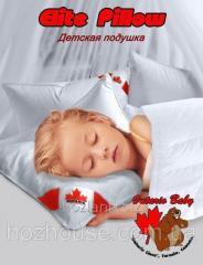 Детская подушка «Elite Pillow» от 2 лет