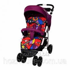 Детская коляска Tilly Avanti T-1406 Crimson с матрасом