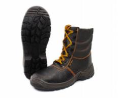 Ботинки кожаные BWPuOC с завышенными берцами (15011)