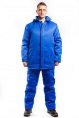 Куртка 3003 Контакт васильковая (04008)
