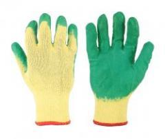 Перчатки Art Master RV грип зеленые (63007)