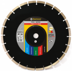Диск алмазный Baumesser Asphalt Pro 1A1RSS/C3-H 300x3,2/2,2x10x25,4-22 F4 (94320005022)