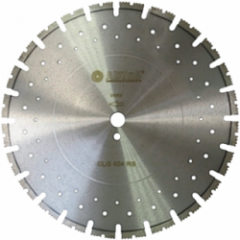 Диск алмазный ADTnS 1A1RSS/C1-W 604x4,5/3,5x12x25,4-36 F4 CLG 604/25,4 RS-Z (32185075162)
