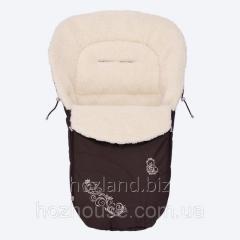 Зимний конверт Baby Breeze 0306 (шоколад)