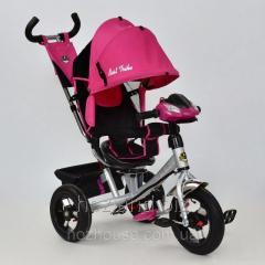 Велосипед трехколесный с поворотным сиденьем Best Trike 7700 В – 6780