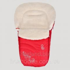 Зимний конверт Baby Breeze 0306 (красный)