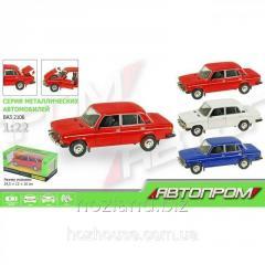 Автомодель Автопром (1:22) ВАЗ-2106