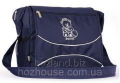 Сумка для коляски Baby Breeze 0350 синяя