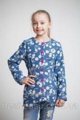 Джинсовая детская одежда