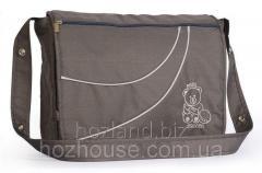 Сумка для коляски Baby Breeze 0351 графит