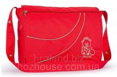 Сумка для коляски Baby Breeze 0351 красная