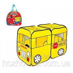 Палатки детские и корзины для игрушек