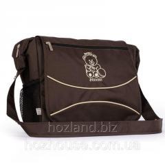 Сумка для коляски Baby Breeze 0350 шоколад