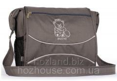 Сумка для коляски Baby Breeze 0350 графит