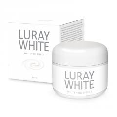 Luray White (Люрей Вайт) – отбеливающий крем