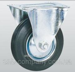 Wheel nepovorotnoe with mounting Panel