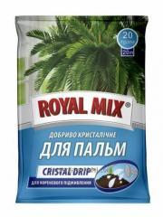 Удобрение Royal Mix Cristal Drip для пальм