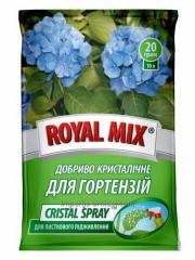Удобрение Royal Mix Сristal Spray для гортензии для листовой подкормки